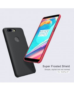Ipaky Oneplus 5T Super Frosted Shield Hard Back Cover Case