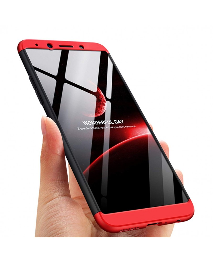 quality design 32e96 ce18b Ipaky SAMSUNG GALAXY A8 PLUS Premium Shockproof 3 in1 Full Body Protection  Back Cover Case