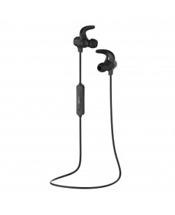 boAt Rockerz 295 Wireless Sports Earphone with Integrated Controls and Mic (Active Black)