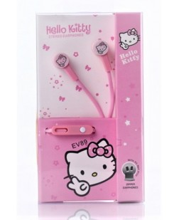 Cartoon Kitty Great for Kids, Boys, Girls, Adults, Gifts Birthday/Anniversary Stereo Dynamic Wired Headphones