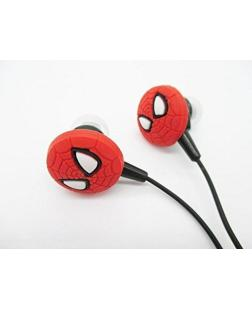Cartoon Spiderman In the Ear Headphone