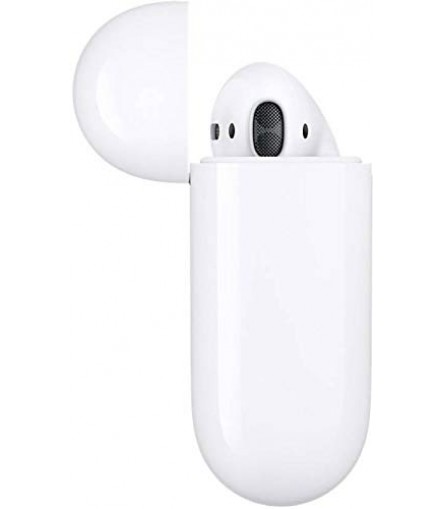 Wireless Airpod with Dual Optical Sensors (White)