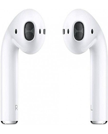 Apple AirPods Bluetooth Headset with Mic (White, In the Ear)