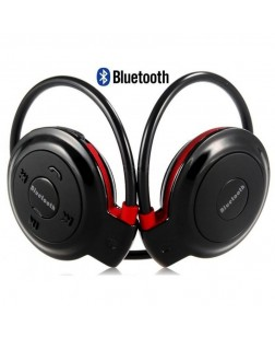 Mini-503 TF High Quality Bluetooth Stereo Headset - Support Memory Card (Color May Very)