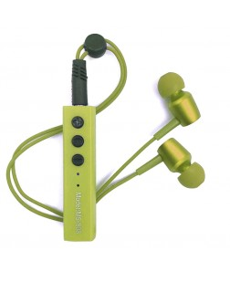 MS808 Stereo Bluetooth with Wired Earphones, with High Talk Time Bluetooth V 4.1 Smartphones, Iphones, Android Phones, Tablets and Laptops