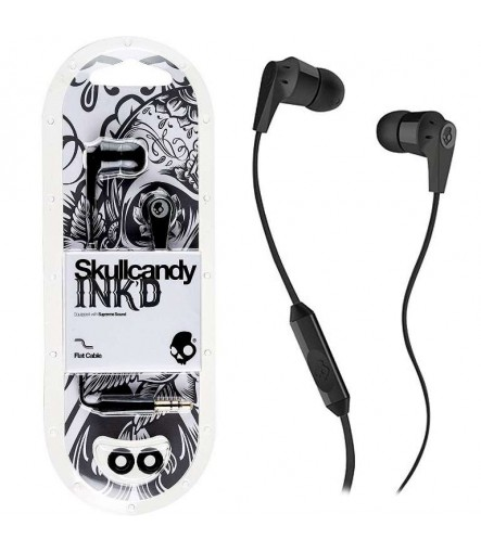 Skullcandy INKD S2IKDY-010 In Ear Earphones with Mic (Color May Vary)