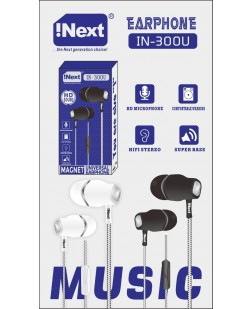 Inext IN-300U Headphones with Mic