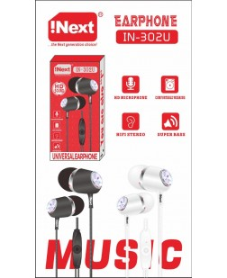 Inext IN-302U Headphones with Mic