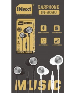 Inext IN-303U Headphones with Mic