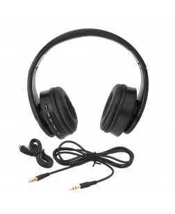 iNext IN-902BT Heavy BASS Multifeatured Bluetooth Headphone (Black)