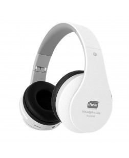 iNext IN-902BT Multifeatured Bluetooth Headphone Amplifier (White)