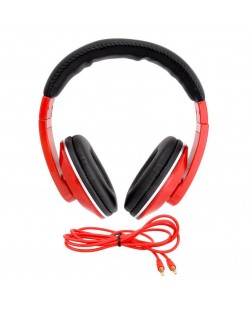 iNext IN-909HP Wired Headset Detachable Aux (Red)