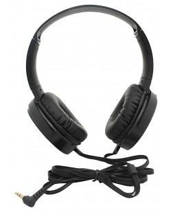 iNext Deep Bass Wired Headset IN-911 HP (Black)