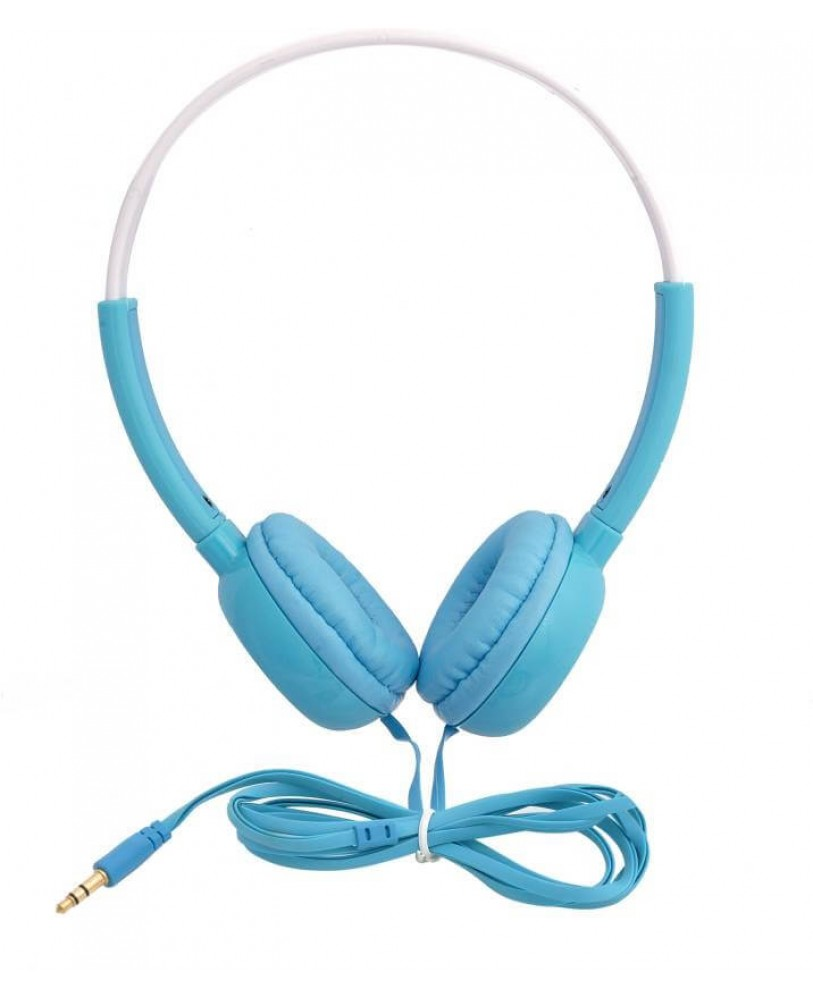 iNext In-913 Hp Wired Headphones (Blue Colour) at low price on ...