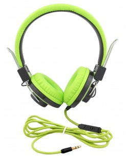 iNext Wired Headphone IN-918 HP (Green)