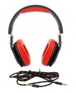 iNext IN-919HP Wired Headset (Red)