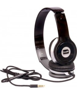 iNext wired headphone without mic (IN-926) Black