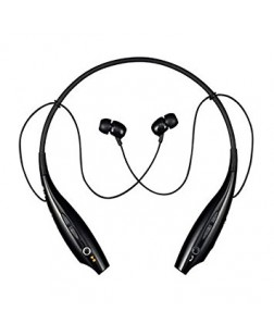 iNext IN-936 BT Headset with Mic Bluetooth Wireless Headset (Black)