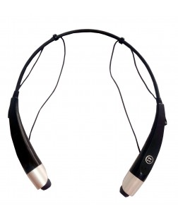 iNext IN - 939BT High Big Bass Sound Wireless Bluetooth Headset with Mic - (Black)
