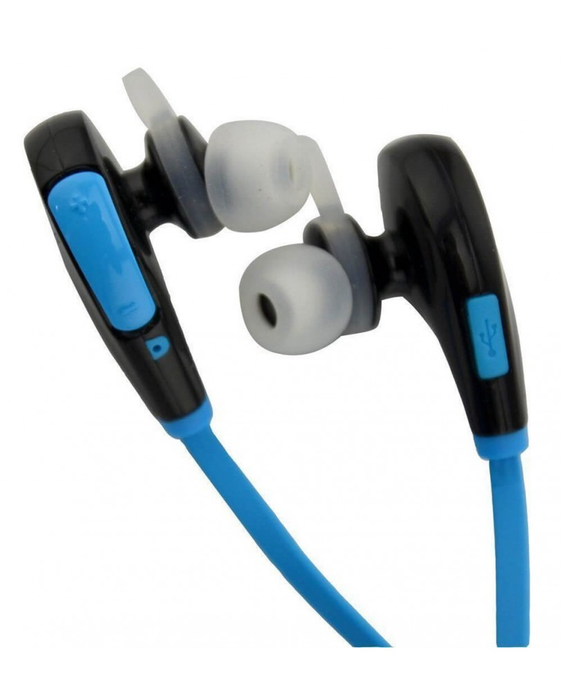 92f8bb77868 JOGGER Wireless Sports Headphones with Mic, Sweatproof Earbuds, Best for  Running and Gym (
