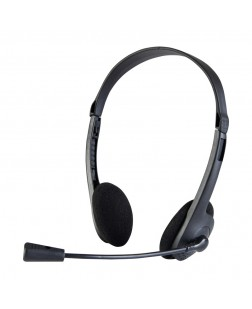 Quantum QHM316 Stereo Headphone (Black)