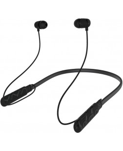 Ubon BT-3519 Ergonomically Designed/Bluetooth Collar in Ear Hippo Series Built-in Mic Neckband Headphone