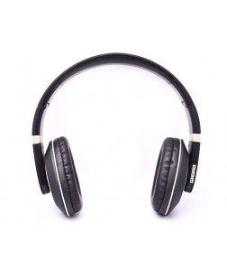 Ubon BT-5680 Pure Stereo Wireless Bluetooth Headphone with mic and Call Pickup Option - Color Black