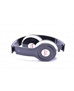 Ubon GH-1370 Universal Wired Headphone with Mic - Color Black