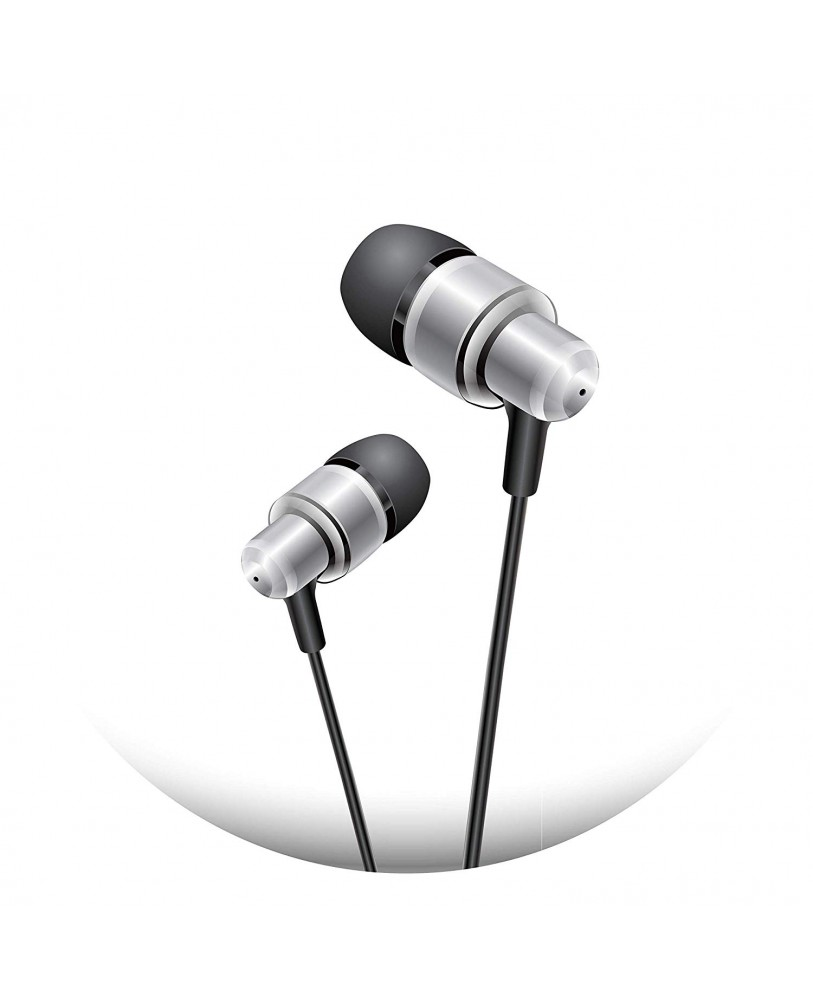 b5c2ea53ac6daa UBON GM-31A Champ in-Ear Headphones/Earphone with Mic - Color Blcak