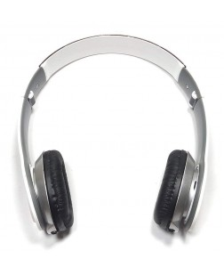 Ubon UB-1360 On Ear Headphones With Pure Bass And Mic (White)