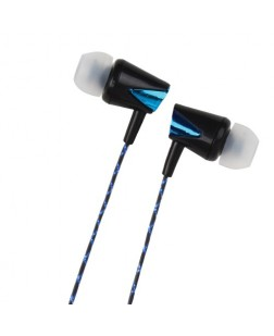 Bluei 2 in 1 Universal Earphone with Built-in Mic (Multi Color)
