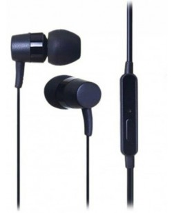 Bluei M8 In-Ear Metal dynamic Earphone with Mic
