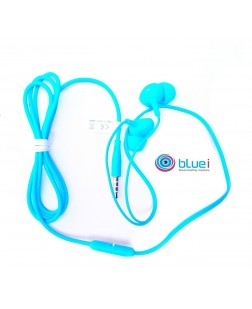 Bluei Panda Series In-Ear Earphone with Mic (Color May Vary)