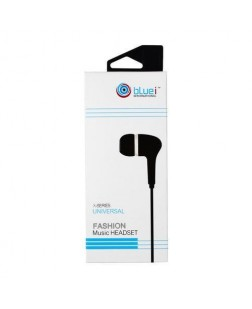 Bluei X Series Universal In-Ear Earphone with Mic (Color May Vary)