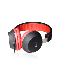Intex H-50 Over the ear Wired Headphone