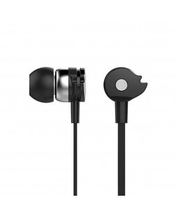 Intex HFK-601 Earphone with Mic (Color May Vary) (Black & White)