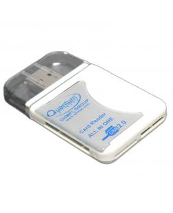Quantum QHM5088 Card Reader (Color May Vary)