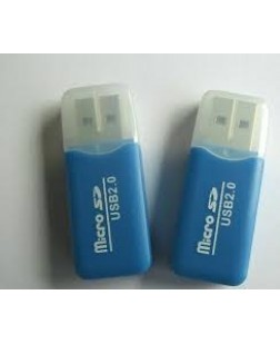 USB Flash Drive card reader Supports T-Flash Card, Micro SD Card, Micro MMC Card