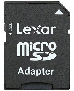 Lexar High Performance 64GB Class 10 Memory Card with Adapter