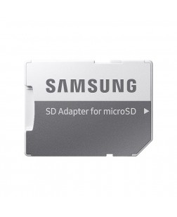 Samsung Evo Plus 256GB UHS-I MicroSDXC Memory Card with Adapter