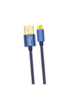 Digitek Platinum C Type Cable Jean Braided DPC 1M C JB