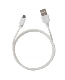 Erd PC-12 Micro Usb Data Cable (White)