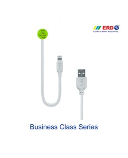 ERD PC 41 2Meter iPh5 Data Cable & Charge Cable (White)