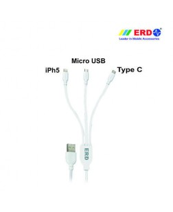 ERD PC-91 Multi USB Cable (3in1)