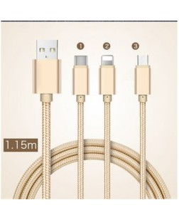Generic USB Cable - 3 In 1