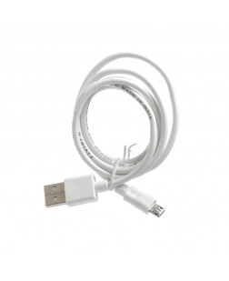 Riviera V8 1 Meter Fast USB Cable (White)