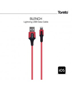 Toreto TOR-828 Blench USB Data Cable for iOS Devices