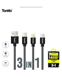 Toreto TTC-522 MULTI CHARGING CABLE