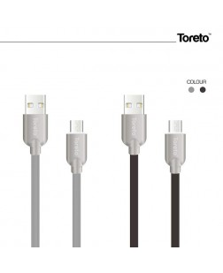 Toreto TUC-524 USB Data Cable 2.1A for All Smartphone