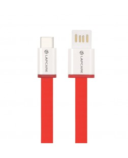 Lapcare Type-C Charging & Data Sync Cable High-Speed Trasmission (1 Year Warranty)